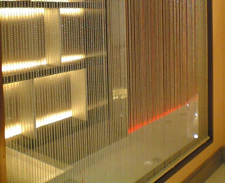 Ball Chain Curtain As Curtain For Decoration